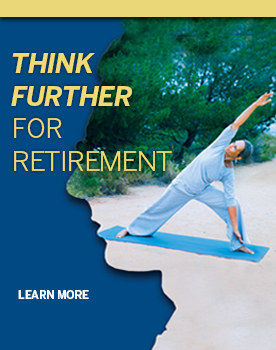 Thinks Further for Retirement Link